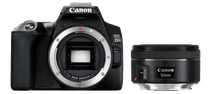 Canon EOS 250D + EF 50 mm f/1.8 STM