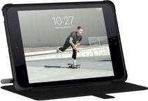 UAG Metropolis Apple iPad Mini 5 Book Case Zwart