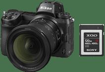Nikon Z6 + 14-30 mm f/4 S + Carte mémoire XQD 120 Go