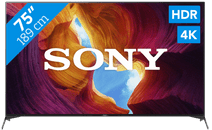 Sony KD-75XH9505