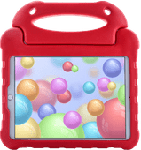 Just in Case Apple iPad (2020)/(2019) en iPad Air (2019) Kids Cover Ultra Rood