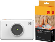 Kodak MiniShot Instant Camera + 20 Pack