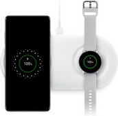 Samsung Wireless Charger DUO Pad 12W White