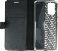 Valenta Classic Luxe Samsung Galaxy S20 Plus Book Case Leer Zwart