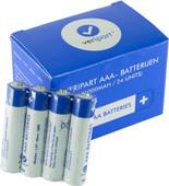Veripart Alkaline AAA-batterijen 24 stuks