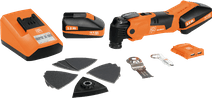 Fein Battery MultiMaster AFMM18QSL USB Edition