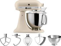 KitchenAid Artisan Mixer 5KSM175PSEFL Fresh linen KitchenAid keukenrobots