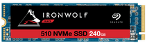 Seagate IronWolf 510 NVMe M.2 NAS SSD 240GB