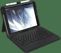 ZAGG Messenger Folio Apple iPad (2019), Air (2019) en Pro 10,5 inch Toetsenbord Hoes AZERT