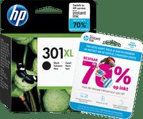 HP 301XL Ink Cartridge Black (CH563EE)