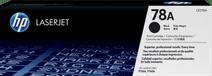 HP 78A LaserJet Toner Black (Noir) (CE278A)