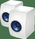 KEF LS50 Ultra brillant Blanc (par deux)