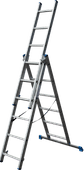 Alumexx 3-piece Reform Ladder 3x6