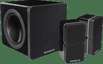 Cambridge Audio Minx Min 22 2.1 Set Zwart