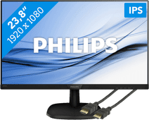 Philips 243V7QDAB + Câble HDMI