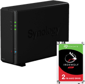 Synology DS118 + 2 TB