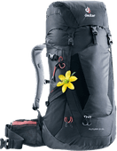 Deuter Futura Black 24L - Slim Fit