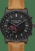 Michael Kors Access Hutton Noir/Marron