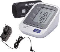 Omron M6 Comfort + Adapter