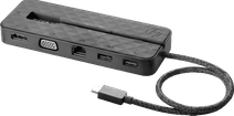 HP USB-C to HDMI, Ethernet, and VGA Mini Dock