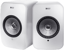 KEF LSX Wireless Stereo Systeem Wit