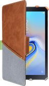 Gecko Covers Limited Samsung Galaxy Tab A 10.5 Book Case Bruin