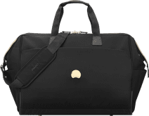 Delsey Montrouge Cabin Duffle Bag Black