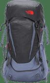 The North Face Terra 55L Grisaille Grey/Asphalt Grey - Slim Fit
