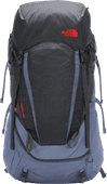 The North Face Terra 55L Grisaille Gray/Asphalt Gray - Large Fit