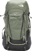 The North Face Women's Terra 55L TNF Dark Gray Heather/New Taupe Green