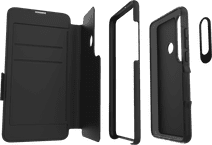 GEAR4 Oxford Huawei P30 Lite Book Case Black
