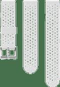 Suunto Athletic 1 20mm Band Silicone White