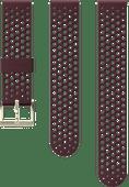 Suunto Athletic 1 20mm Band Silicone Brown