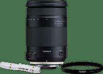 Tamron 18-400 mm f/3.5-6.3 Di II VC HLD Nikon F + Filtre UV 72 mm + Stylo de nettoyage Eli
