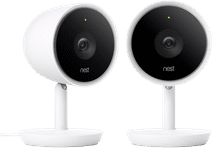 Google Nest Cam IQ Indoor Lot de 2