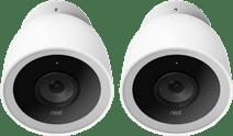 Google Nest Cam IQ Outdoor Duo Pack