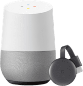 Google Home + Google Chromecast V3