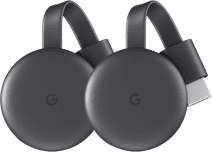 Google Chromecast V3 Lot de 2