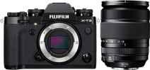 Fujifilm X-T3 Noir + XF 18-135 mm f/3.5-5.6 R