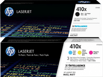 HP 410X Toner Cartridges Combo Pack (High Capacity)