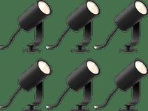 Philips Hue Lily Starter Pack Prikspot Buiten 6-Pack