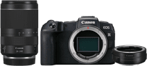 Canon EOS RP + EF-EOS R Adapter + RF 24-240mm f/4-6.3 IS USM