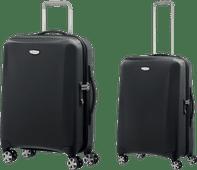 Samsonite NCS Klassik DLX Valise à 4 roulettes 55 cm + 75 cm set de valises