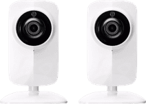 KliKAanKlikUit WiFi IP Camera with Night Vision Duo Pack