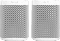 Sonos One SL Duo Pack White
