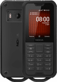 Nokia 800 Tough Zwart