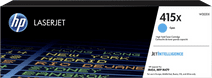 HP 415X Toner Cyan (Grande Capacité)