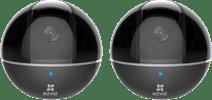 Ezviz C6T Zwart Duo Pack