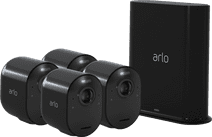 Arlo Ultra 4K Black 4-Pack