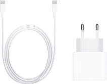Apple Snellader Usb C Adapter + Usb C Kabel 2m